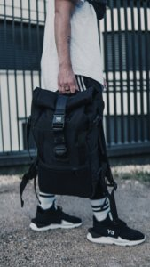 Roll&Roll Backpack No.1